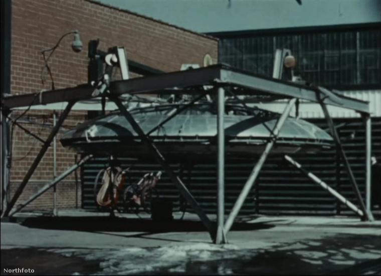 Ez egy Hidegháborús projekt volt, melynek az volt a célja, hogy az amerikai hadsereg UFO-szerű helikoptereket készítsen