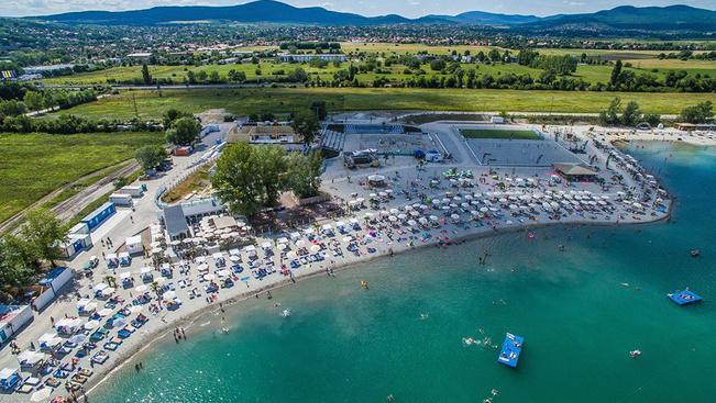 Közép-Európa legnagyobb wakeboard központja lesz a Lupa-tavi pályarendszer