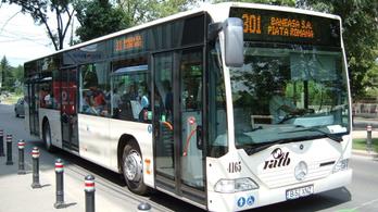 Romániából vehetünk használt buszokat