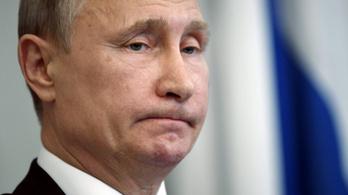 Putyin végtelenül cinikusnak minősítette az új amerikai szankciókat