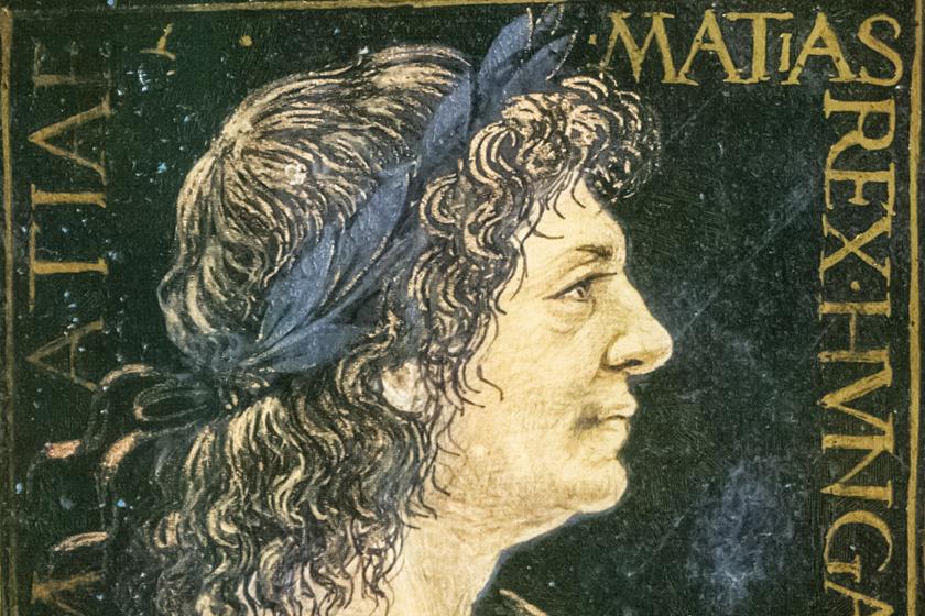 Mátyás királynak nem igazán volt szerencséje a nőkkel