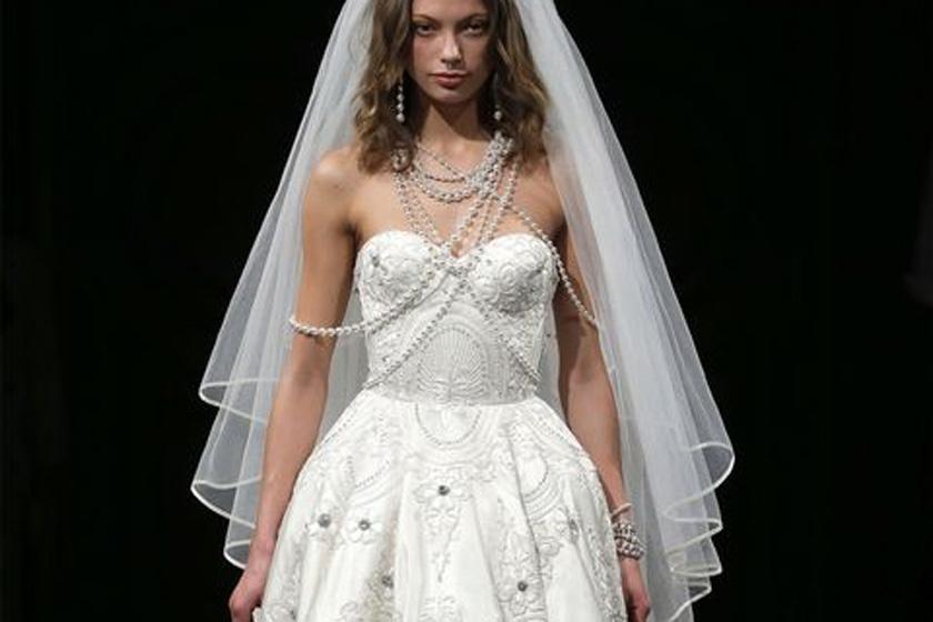 Esküvői ruhák, amelyekben Te is örömmel mondanád ki az IGEN-t