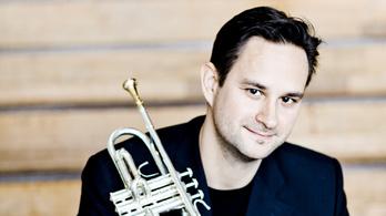 Boldoczki Gábor trombitaművész Echo Klassik díjat kapott