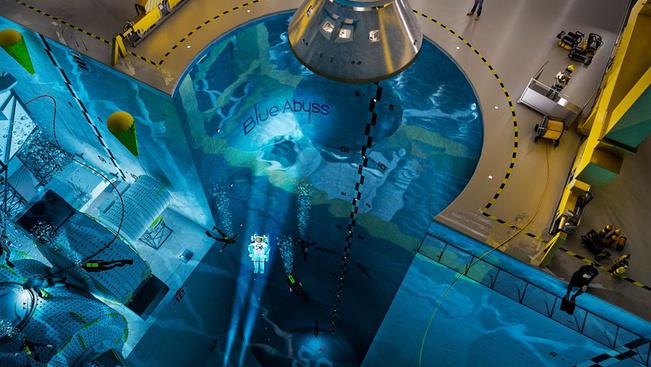 Hamarosan elkészül az első űrhajós kiképzőközpont civileknek