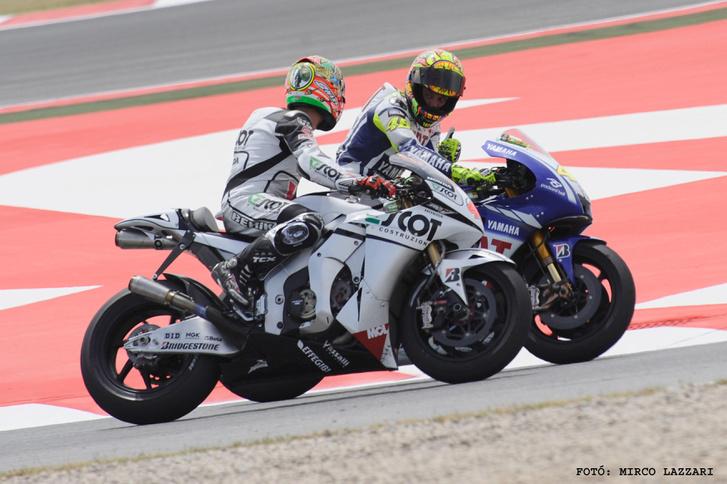 Talma és Rossi