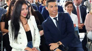 Cristiano Ronaldo a mezéhez igazítaná a gyerekei számát