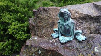 Meglett a Szabadság téri Breki-szobor eredetije