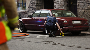 Járókelőket gázolt el egy részeg sofőr Helsinkiben