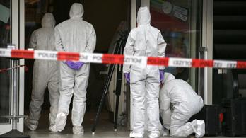 Késes támadás egy hamburgi szupermarketben. Egy halott, négy sebesült