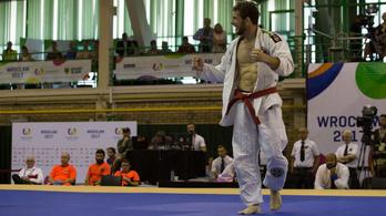 Már ju-jitsuban is van magyar arany a világjátékokon