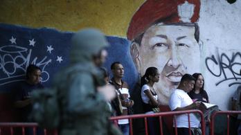 Elkezdődtek a venezuelai választások