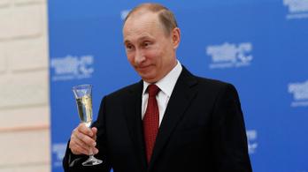 Putyin szigorítja a netes cenzúrát