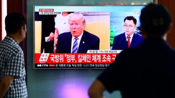 USA: Befejeztük a tárgyalásokat Észak-Koreáról