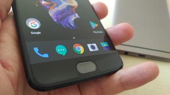 Tele van erővel a OnePlus 5