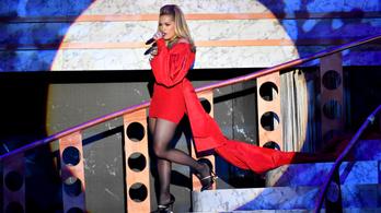 Rita Ora díjátadó miatt nem jön a Szigetre