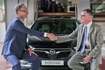 Véglegesítették az Opel eladását
