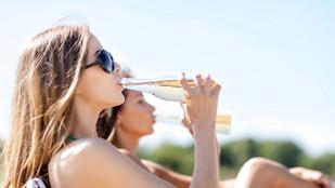 Igyál eleget nyáron is, ha nem akarod, hogy összezsugorodjon az agyad