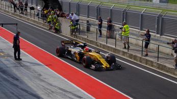 Kubica 4. hellyel tért vissza az F1-be