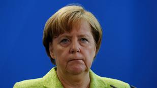 Angela Merkel beválna kecskének