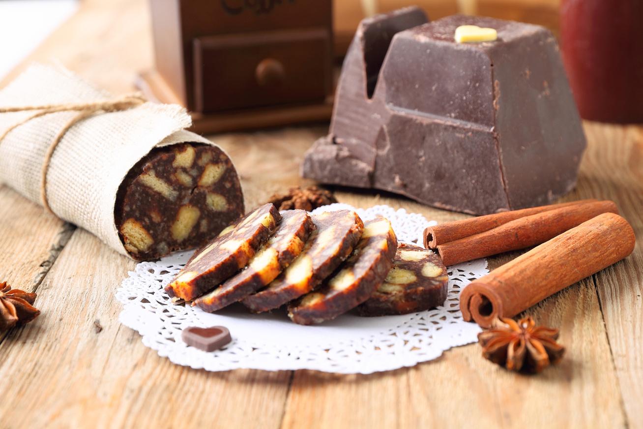 Retro csokis keksztekercs, melyből soha nem lehet eleget készíteni