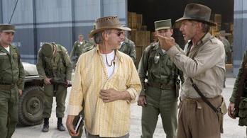 Spielberg szerint nem a Kristálykoponya a legrosszabb Indiana Jones-film