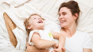 Kincs a gyereknevelésben: a humor