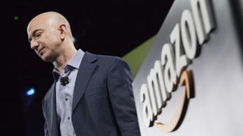Remegve figyeli a világ kiskereskedelme az Amazont