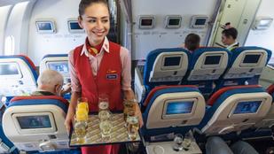 Légiutaskísérők titkai: miért ne kérj tőlük soha ingyen vizet vagy takarót?