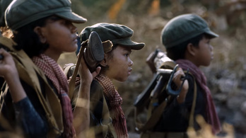 Angelina Jolie bemutatja Kambodzsa borzalmait