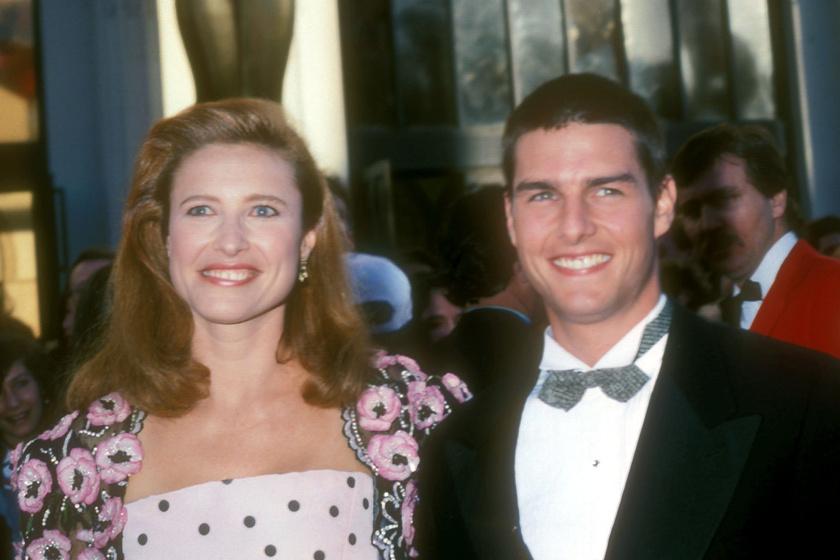Tom Cruise és Mimi Rogers