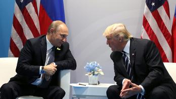 Trump aláírta az Oroszország elleni újabb szankciókat