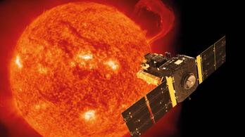 A Nap magja négyszer gyorsabban forog, mint a felszíne