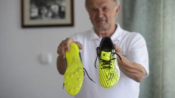Hogy kerül Usain Bolt cipője Salgótarjánba?
