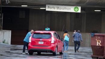 Montréalban megnyitották az olimpiai stadiont a menedékkérőknek