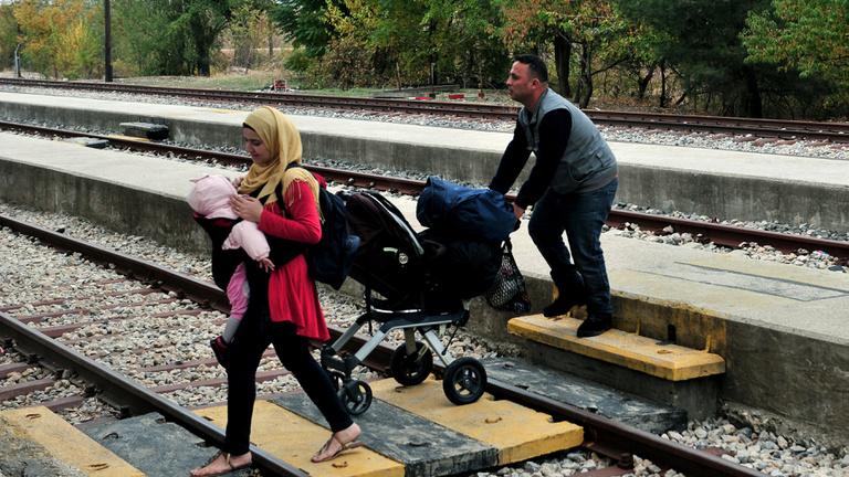 Magyarország világelső menekültparában
