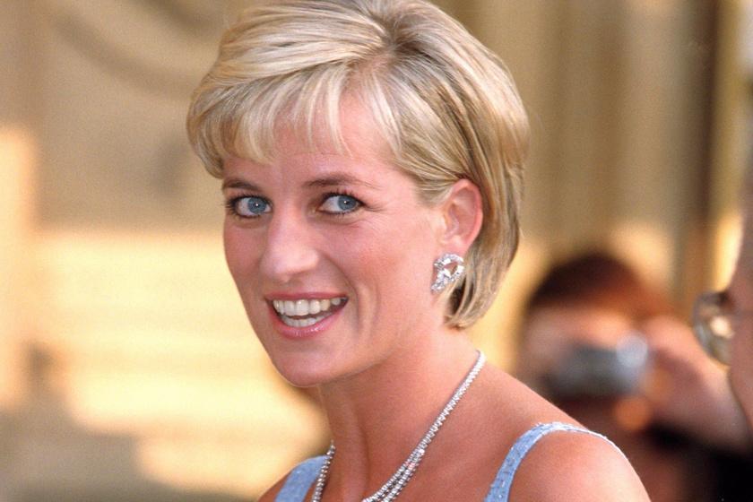 Bikinis fotókon Diana hercegnő - Nagyon szexi volt, amikor strandolt