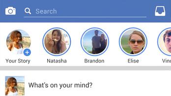 Hamarosan megérkezik a Facebook Stories az asztali gépekre is
