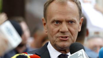 Tusk: Közelebb kerültünk a lengyel EU-kilépéshez