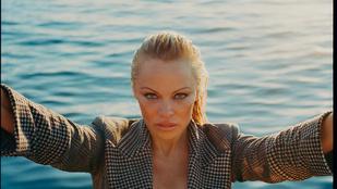 Pamela Anderson rég nézett ki ilyen jól