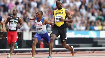 Bolt kikapott 100-on a vb elődöntőjében