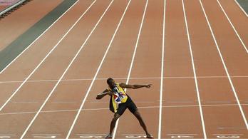 Usain Bolt: A rajtom kinyírt engem
