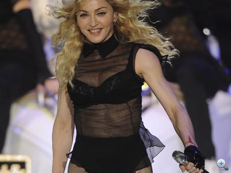 Talán Madonna indította az egészet