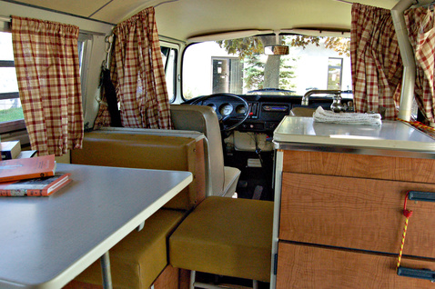 1970 VW Camper