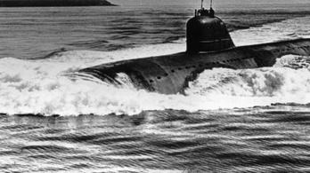 Még létezik az első szovjet atom-tengeralattjáró