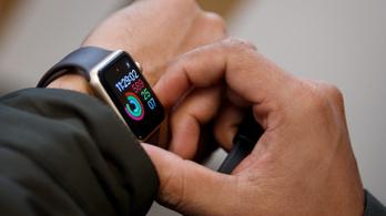 Év végén jöhet az új Apple Watch