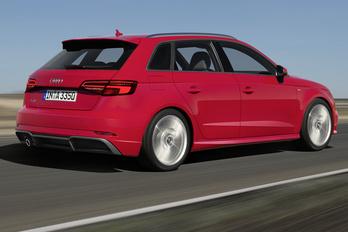 Átalakul az Audi A3-as