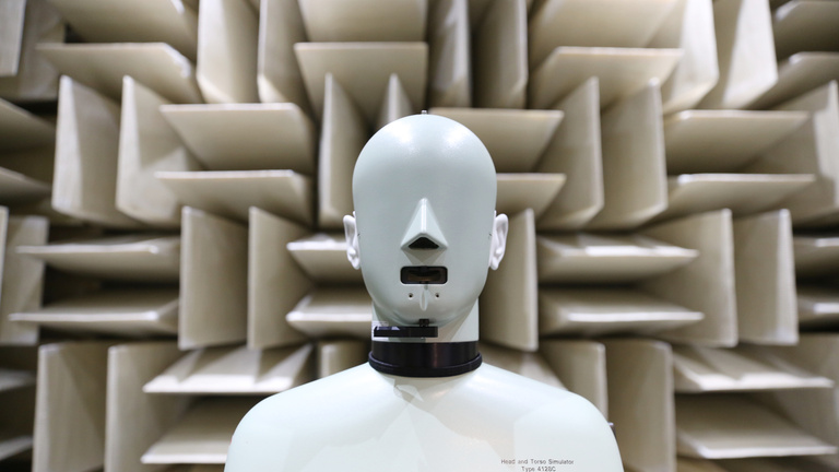 Fülsiketítő a csönd a világ leghalkabb szobájában