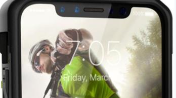 Állítólag így néz ki az új iPhone