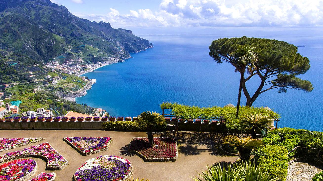 olasz tengerpart ravello cover