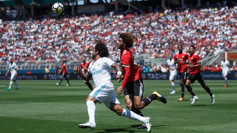 Fura helyszínen jön az első Real-United futballdöntő